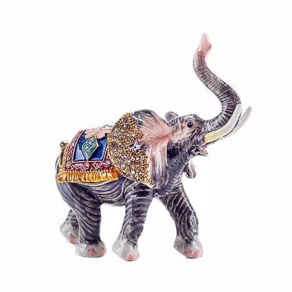 Шкатулка в подарок Слон