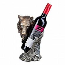Подставка под бутылки Волк