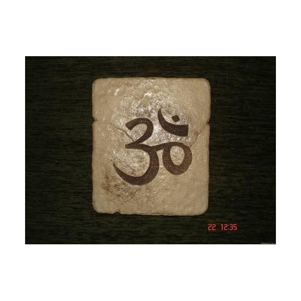 Декоративное панно из керамики Процветание