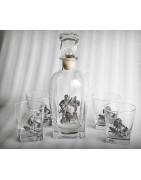 Наборы для виски в подарок | Москва, интернет магазин тел. +7 985 726 9685